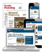 Mineral & Waste Planning