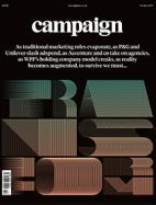 Campaign magazine October 2017