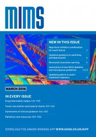 MIMS publication
