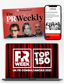 PRWeek The Information