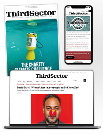 Third Sector The Information
