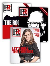 PRWeek magazine