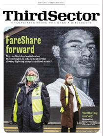 Third Sector magazine WINTER 2020