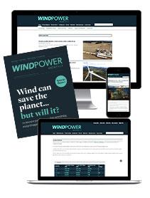 Windpower Monthly magazine