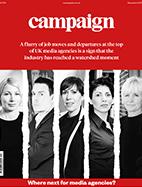 Campaign magazine December 2017