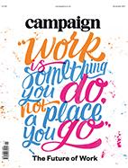 Campaign magazine November 2017