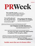 PRWeek magazine AUTUMN 2021