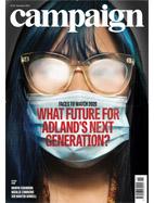 Campaign magazine NOVEMBER 2020