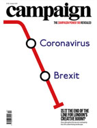 Campaign magazine OCTOBER 2020