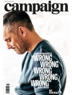 Campaign magazine NOVEMBER 2019