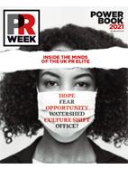 PRWeek magazine SPRING 2021