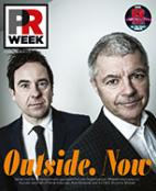 PRWeek magazine NOV/DEC 2017