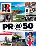 PRWeek magazine SEP/OCT 2019