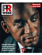 PRWeek magazine AUTUMN 2020