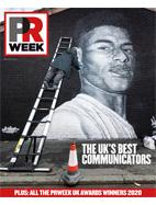 PRWeek magazine WINTER 2020