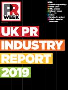 PRWeek magazine MAY/JUN 2019