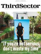 Third Sector magazine AUTUMN 2020
